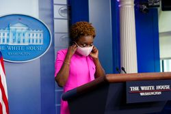 White House Deputy Press Secy. Jean-Pierre won't rule out new COVID lockdowns, cites CDC guidance