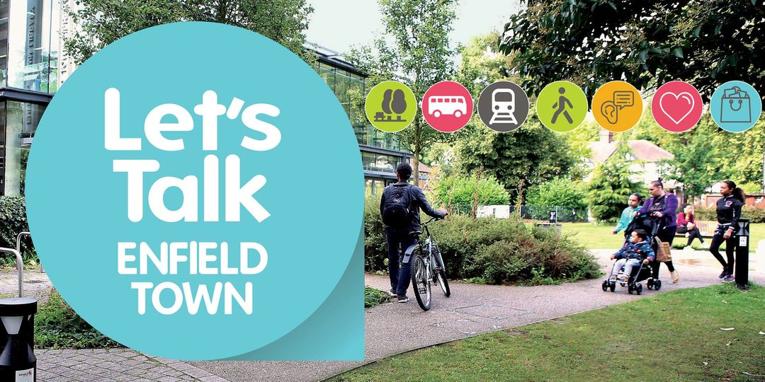 Enfield Town improvement project - what people have told the council