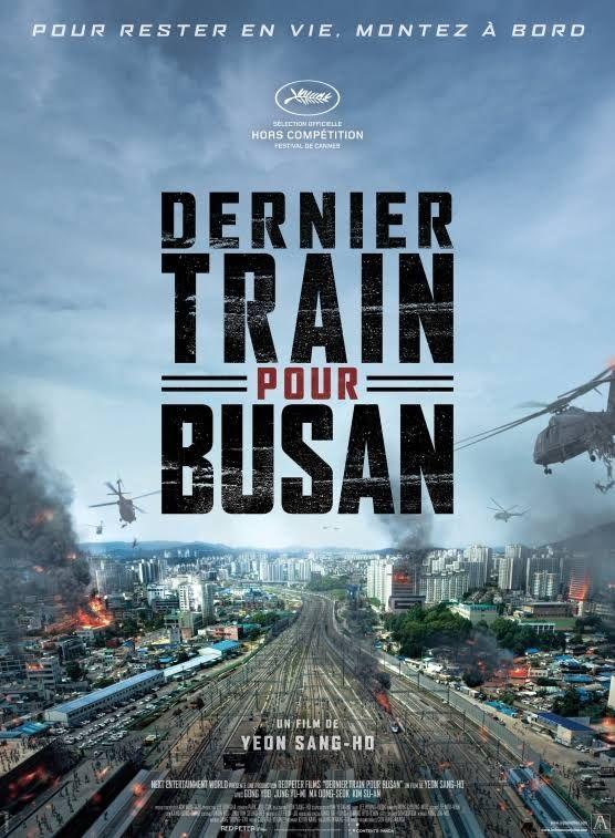 Dernier train pour Busan 2016 French WEBrip 1080P H265 10bits E-AC3 - Salomoon