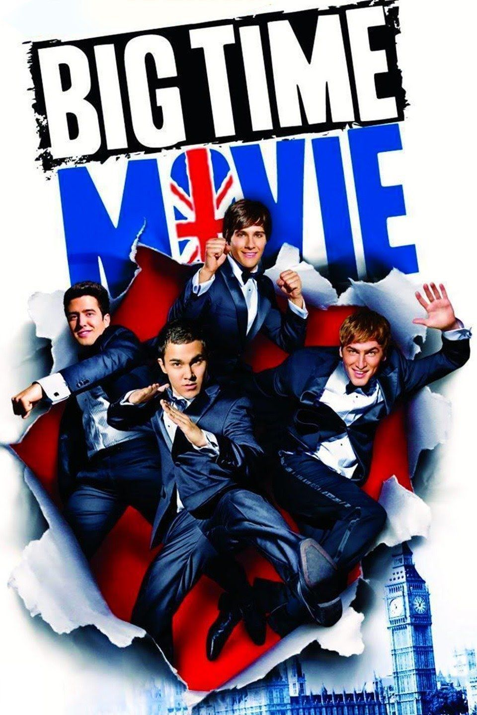BIG TIME MOVIE VFF HDTV MP4 720P