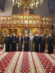 Ședința lunară a clericilor din protopopiatul Piemonte II