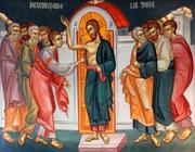 Duminica a doua după Paști (a Sfântului Apostol Toma) Ioan 20, 19-31