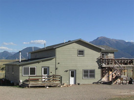 3480 Old Yellowstone Trail Livingston