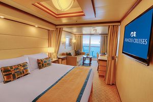 Princess Cruises Royal Class Accomodation Mini Suite with Balcony.jpg