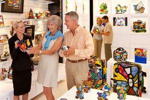 Royal Caribbean Independance of the seas Interior new art gallery.jpg