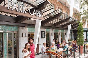 Royal Caribbean International Oasis of the Seas Dining park cafe.jpg
