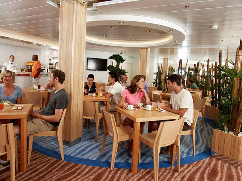 Royal Caribbean International Oasis of the Seas Dining vitality cafe.jpg