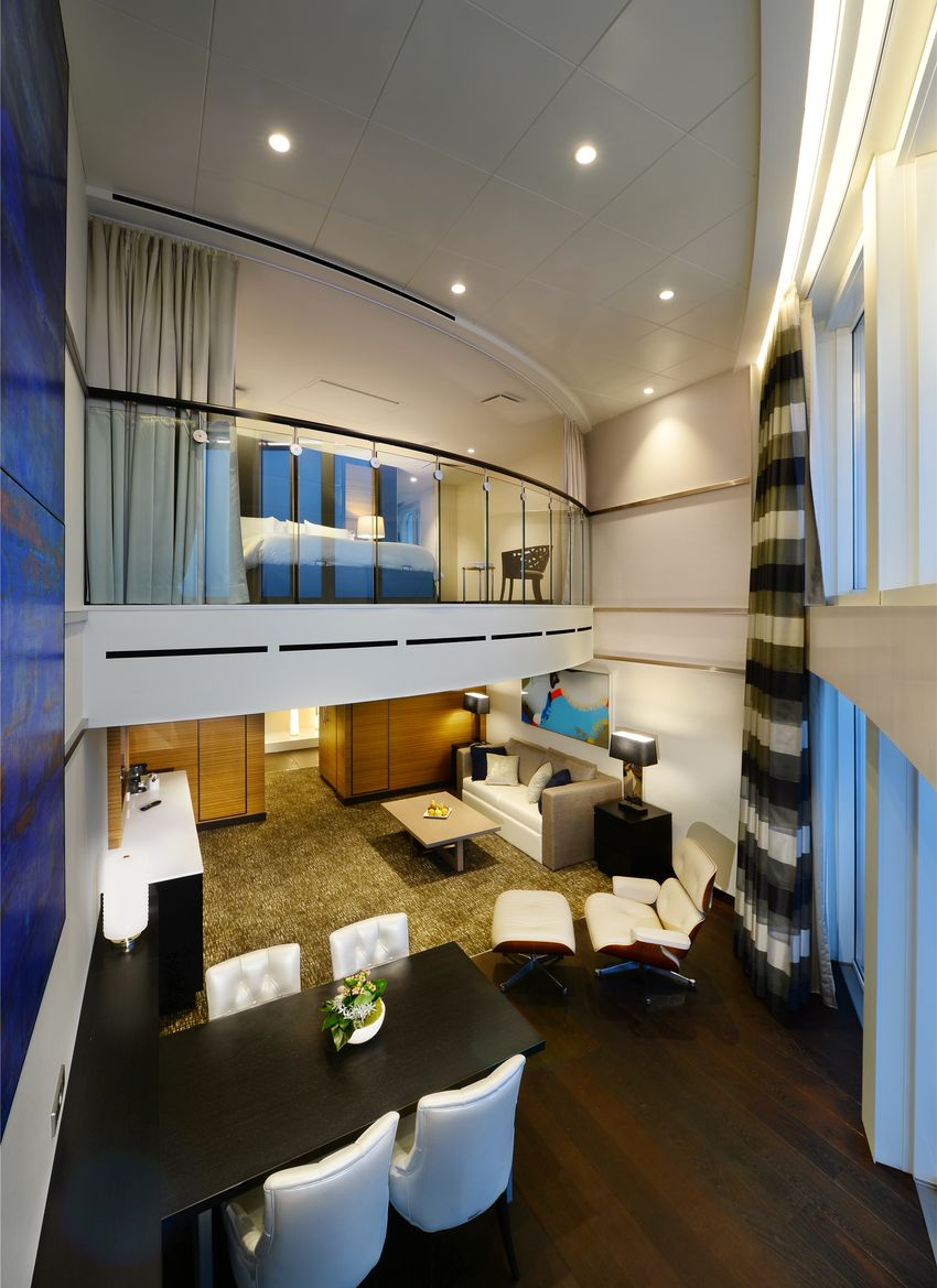 Royal Caribbean International Quantum of the Seas Accommodation Owners Loft.jpg