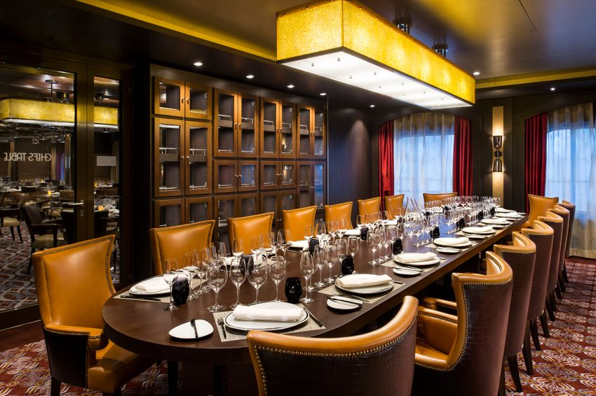 Royal Caribbean International Quantum of the Seas Interior Chefs Table F.jpg