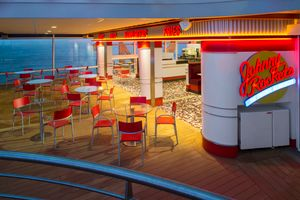 Royal Caribbean International Quantum of the Seas Interior Johnny Rockets F.jpg