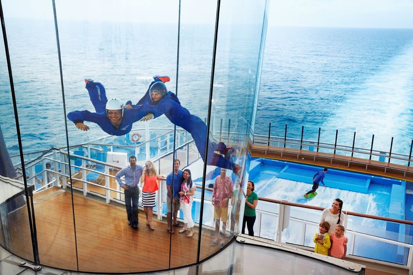 Royal Caribbean International Quantum of the Seas Exterior iFly 7.jpg