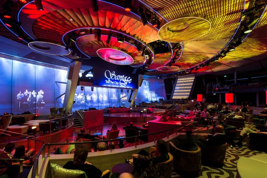 Royal Caribbean International Quantum of the Seas Interior Virtual Concert 3.jpg