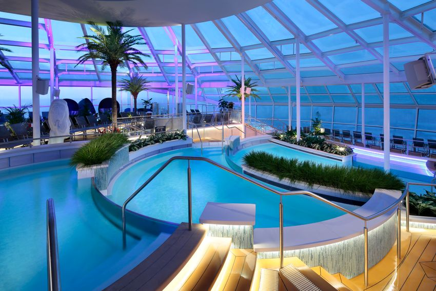 Royal Caribbean International Quantum of the Seas Interior Solarium F.jpg