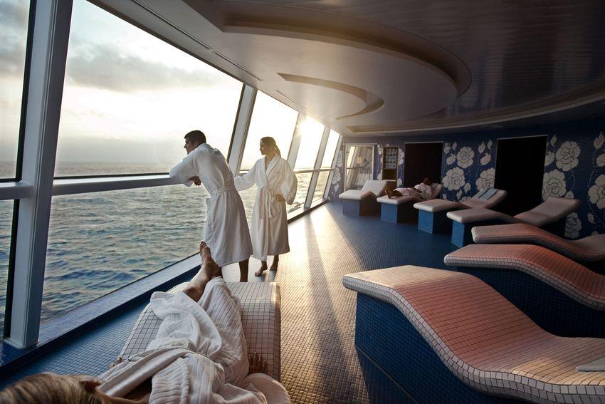 Celebrity Cruises Celebrity Silhouette Interior PersianGarden.jpg