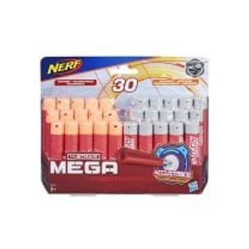 Ανταλλακτικά NERF Mega N-Strike & Accustrike Combo (30 Βελάκια)