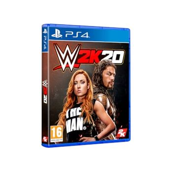 WWE 2K20 – PS4 Game