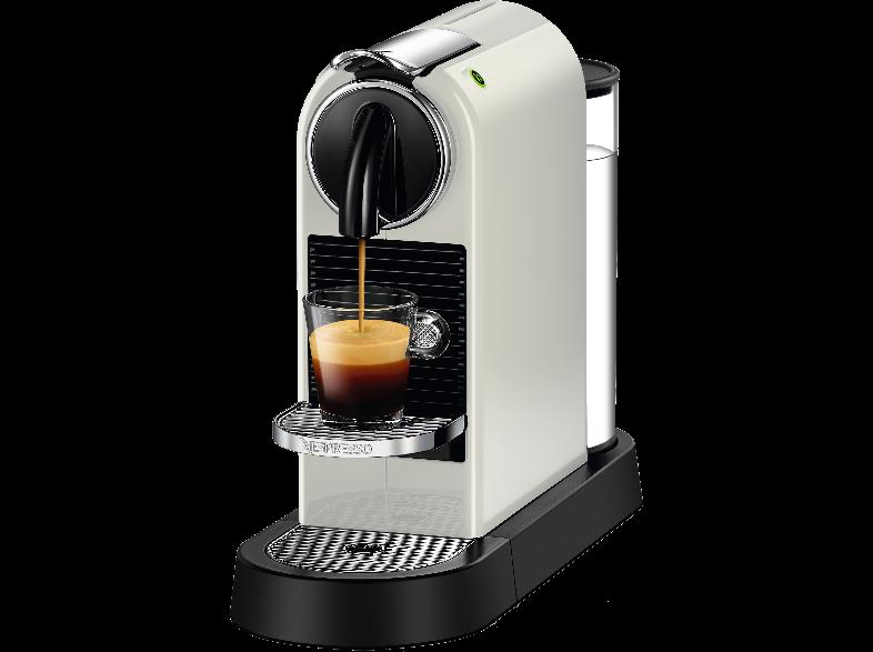 DELONGHI Nespresso® EN167.W Citiz Καφετιέρα White