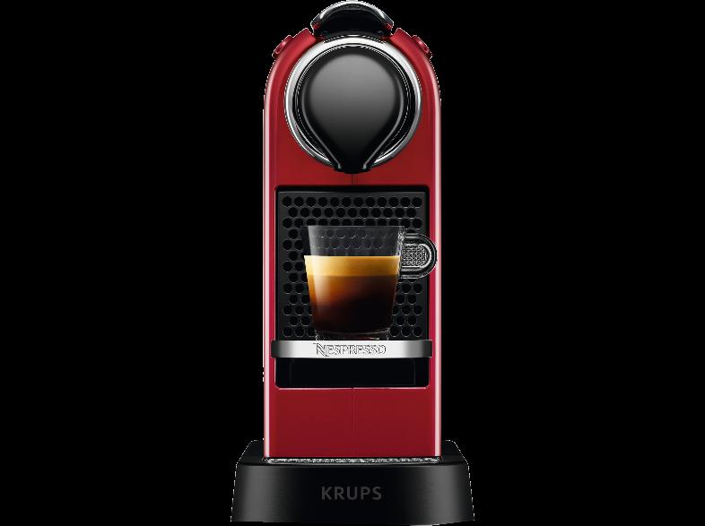 KRUPS Nespresso® Citiz XN7415S Καφετιέρα Red