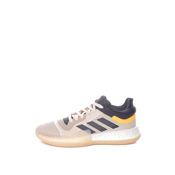 adidas Performance – Ανδρικά παπούτσια μπάσκετ adidas Marquee Boost Low λευκά-μαύρα