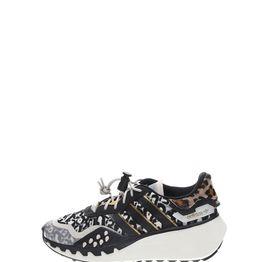 adidas Originals - Γυναικεία sneakers adidas Originals LVL 3 T&F RUNNER W μαύρα καφέ