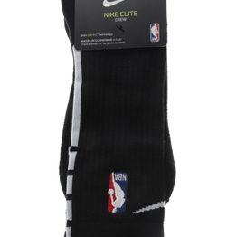 NIKE - Unisex κάλτσες NIKE ELITE CREW - NBA μαύρες