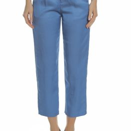 SCOTCH & SODA - Γυναικείο παντελόνι SCOTCH & SODA γαλάζιο