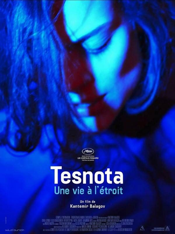 Tesnota Une vie à l étroit 2017 VOSTFR 1080p BLURAY REMUX AVC DTS 5 1