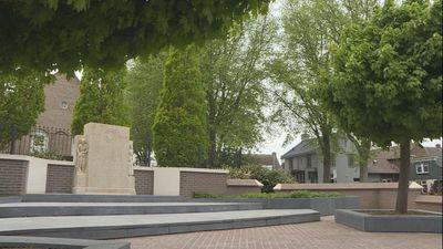 Joodse familie heeft prominentere plek na renovatie oorlogsmonument