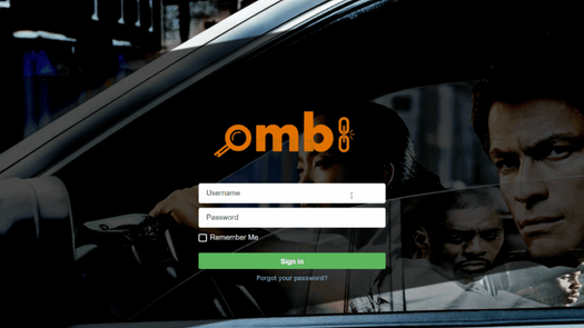 Screenshot for .net web app Ombi