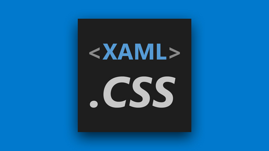 Screenshot for .net library or nuget package XamlCSS