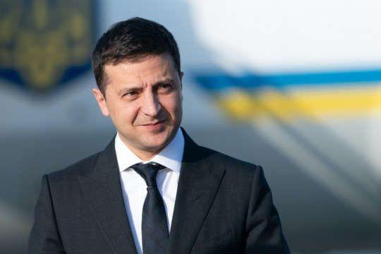 Президент Володимир Зеленський поїхав на Львівщину - Зеленський поїхав на військові навчання