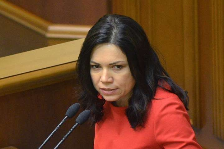 Вікторі Сюмар готова поборотися за посаду голови Київської обласної ради - Сюмар готова скласти мандат нардепа