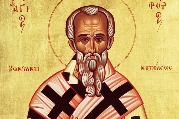 Святитель Никифор, исповедник/Фото из открытых источников