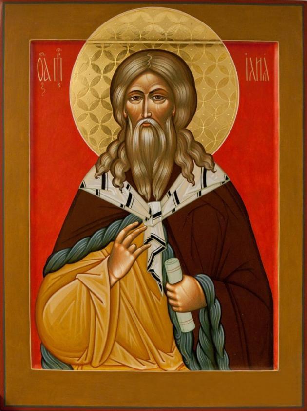Пророк Илья/Фото из открытых источников
