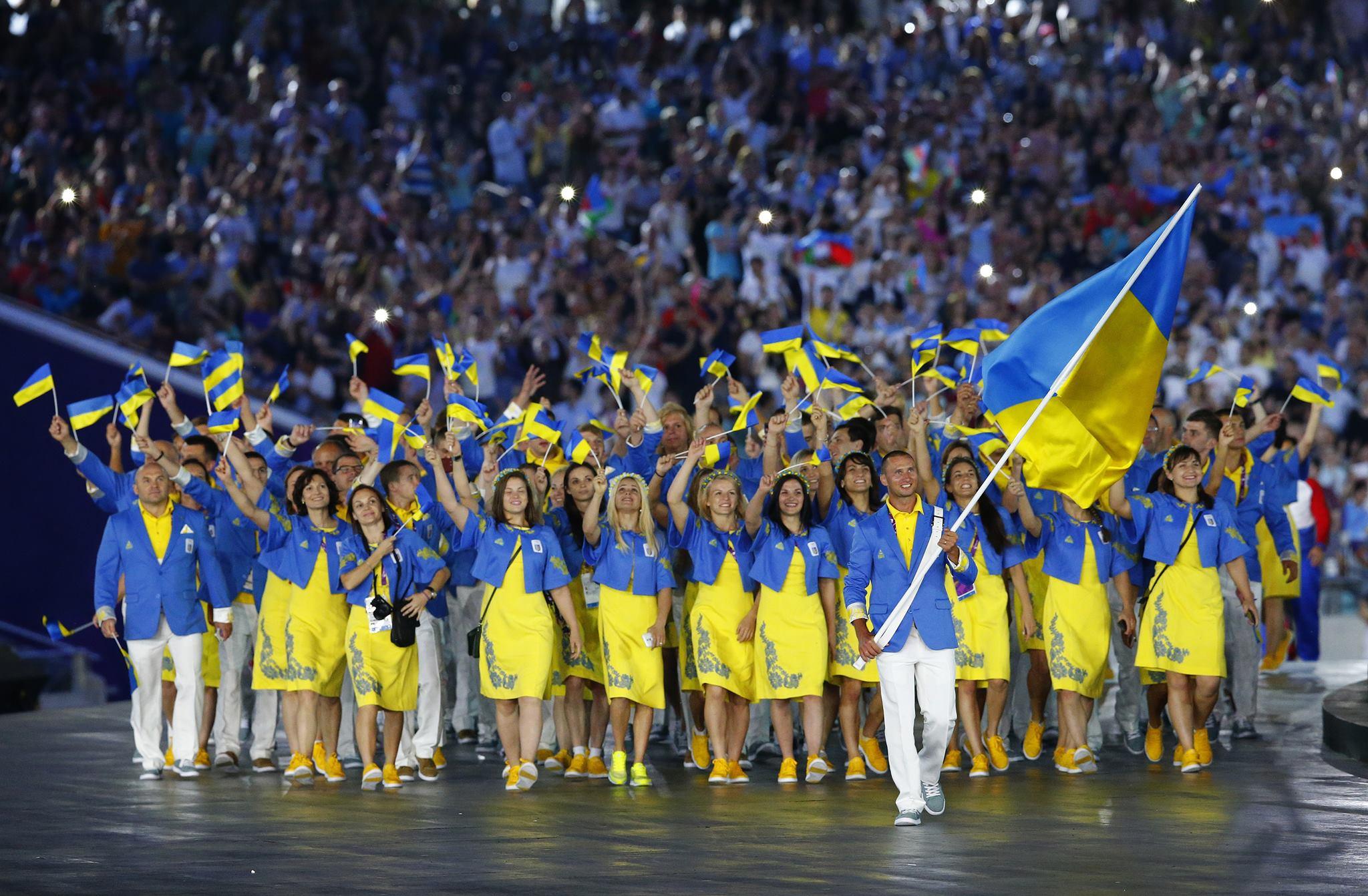 Украинские спортсмены на Олимпиаде в Токио/Фото из открытых источников