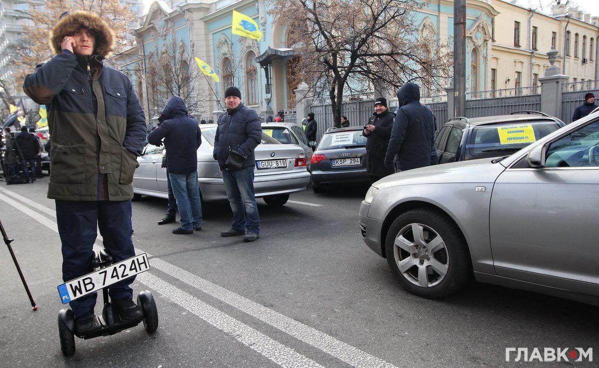 Пільгами не зможуть скористатися власники автомобілів з російськими номерами