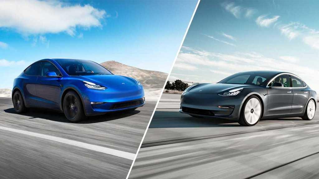 Tesla Model 3/Model Y