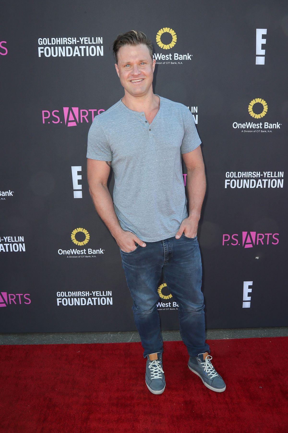 Actor Zachery Ty Bryan appears in a Nov. 13, 2016, file photo in Santa Monica, California.