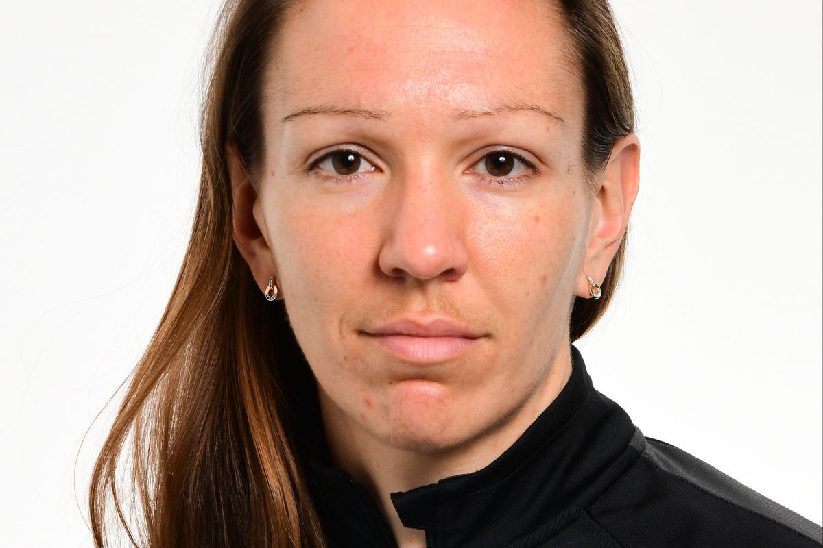 Marie-Soleil Beaudoin is the first Nova Scotia woman to be appointed to referee the FIFA Women's World Cup.
