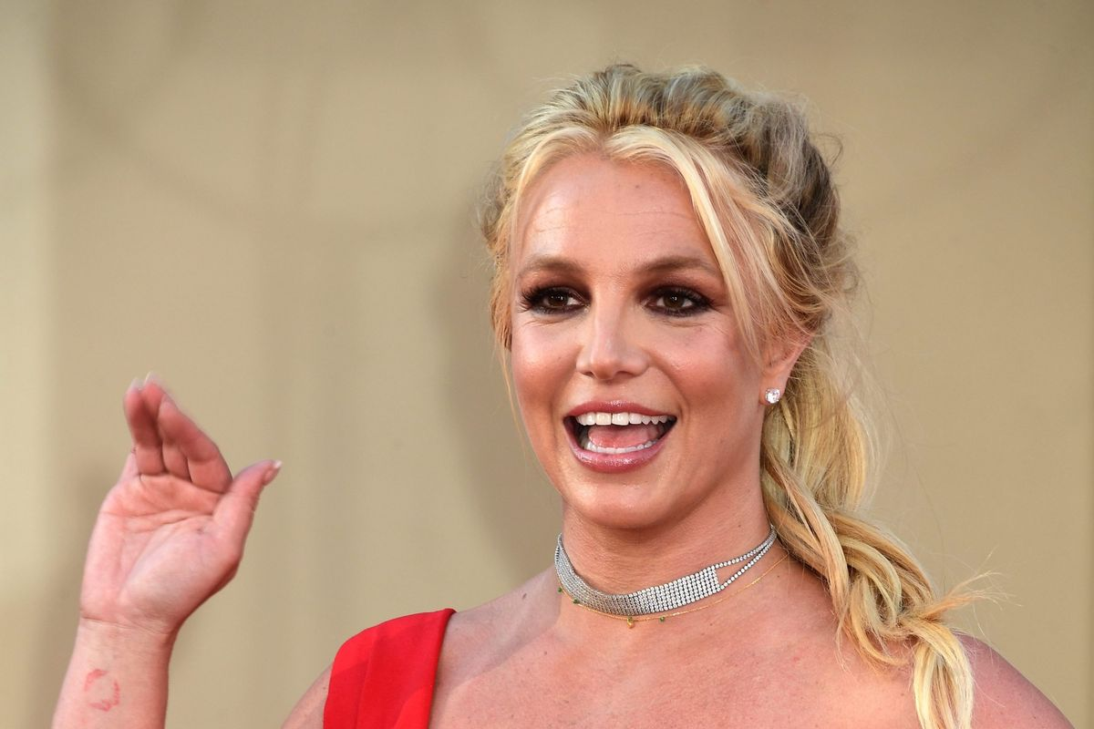 Britney Spears. Photo: CP Images.