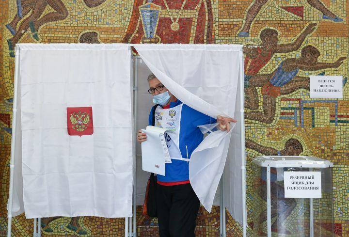 Russia holds legislative elections on 17-19 September 2021 .