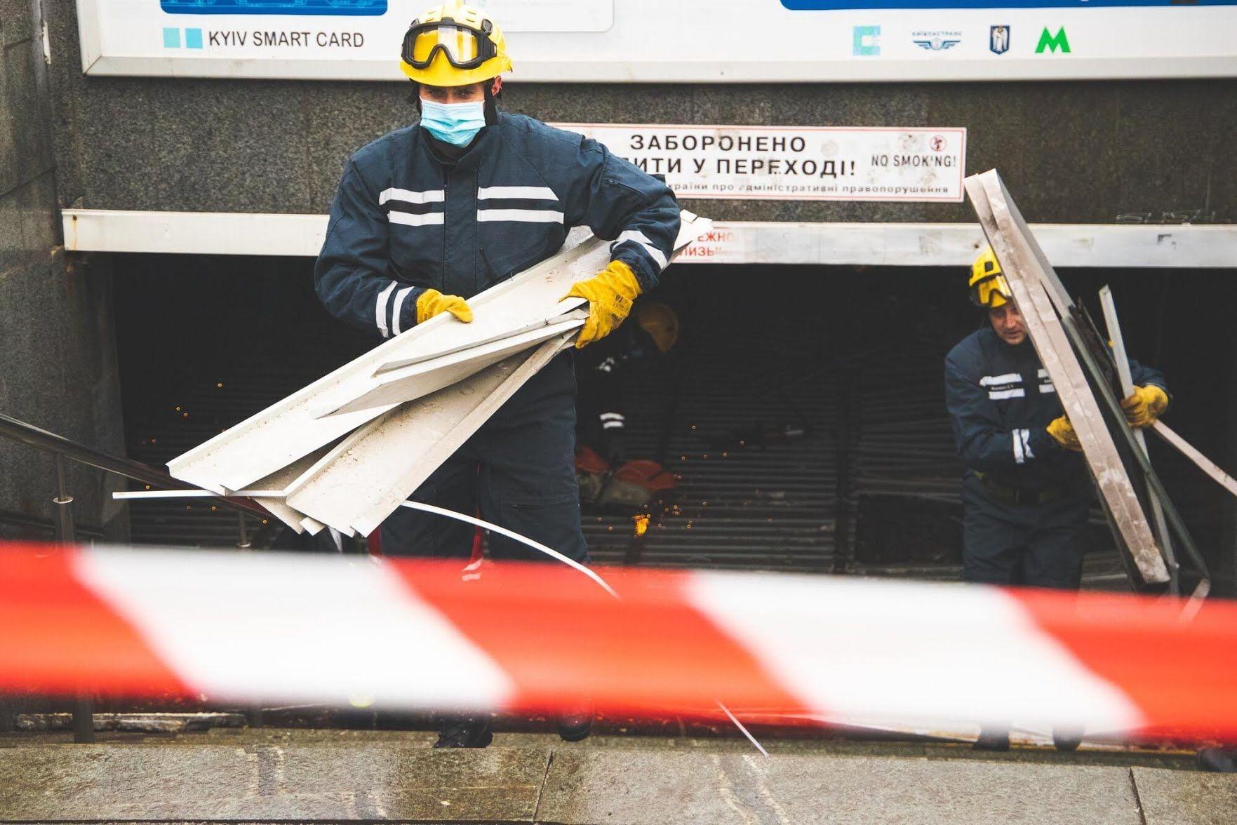 Инцидент на Майдане Незалежности