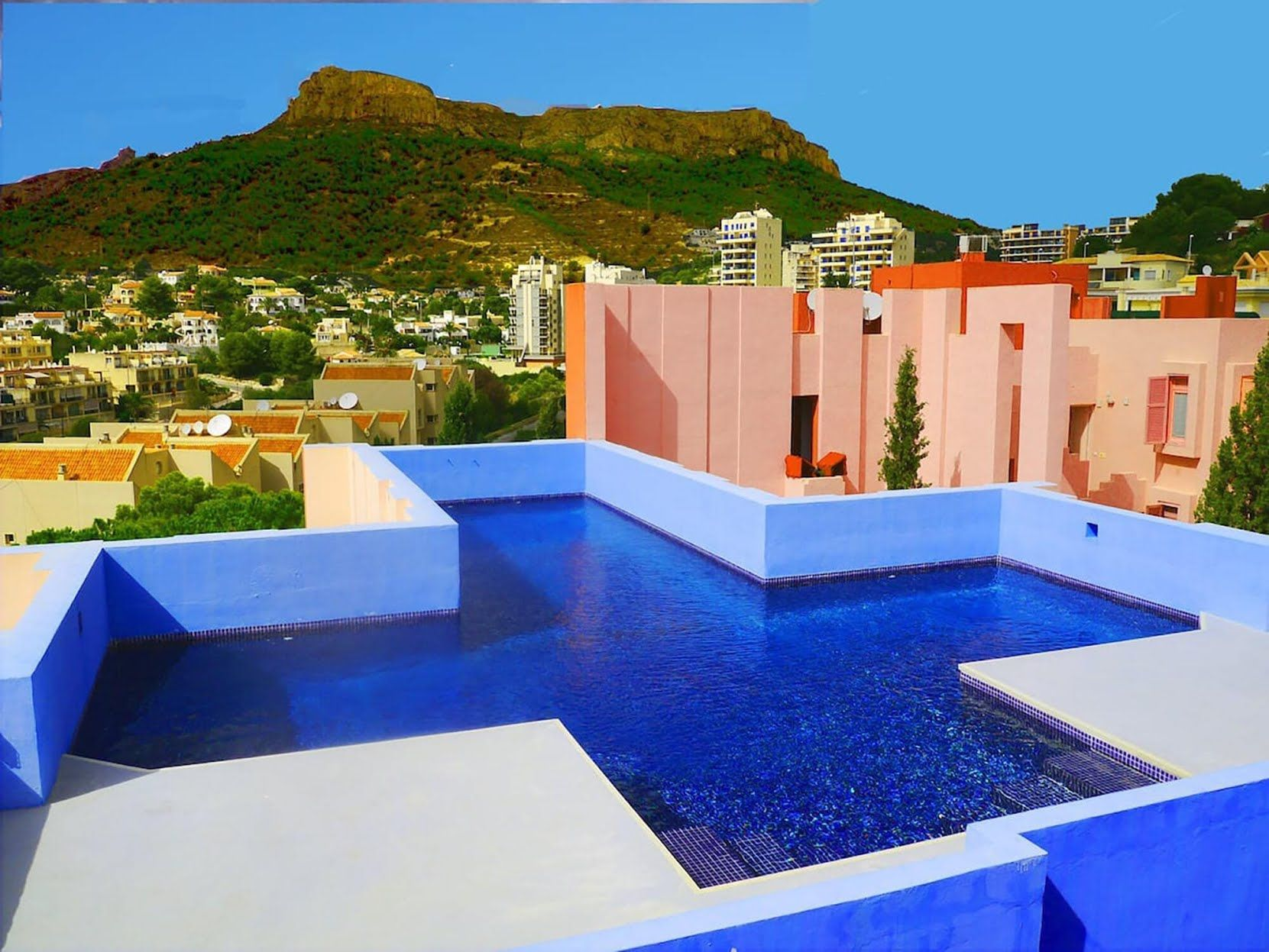 Житловий комплекс La Muralla Roja