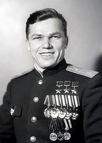 Иван Кожедуб – трижды Герой СССР