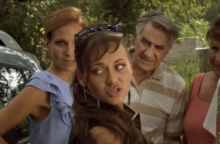 """У серіалі """"Свати""""Саліванчук зіграла співачку Геру"""