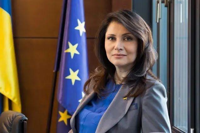 Депутатка від ЄС Ірина Фріз