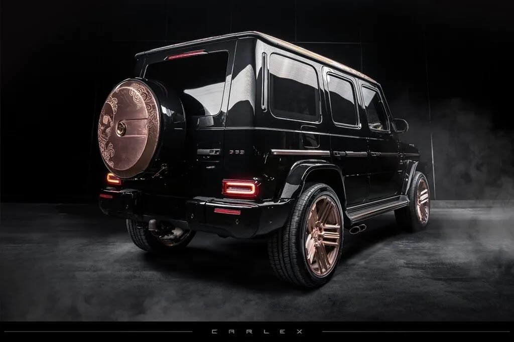 "Mercedes-AMG G63 ""Steampunk Edition"""