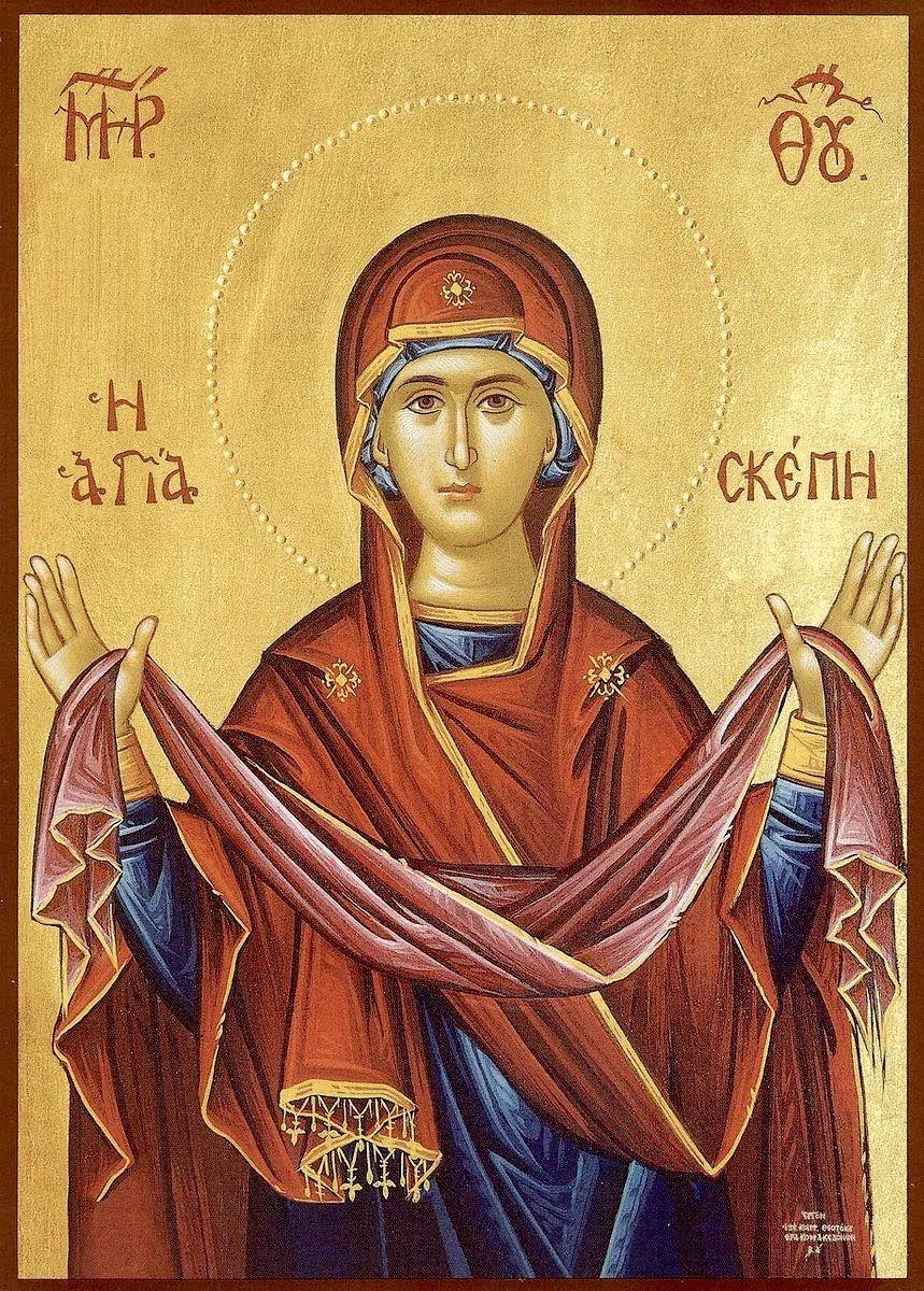 Пресвятая Богородица слышит всех, кто обращается к ней от чистого сердца