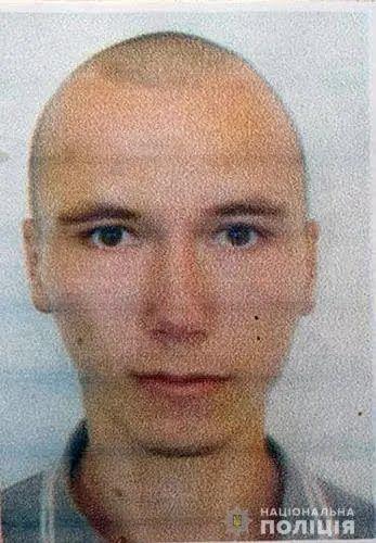 Беглец из Житомирской колонии №4 Виталий Дорошенко.