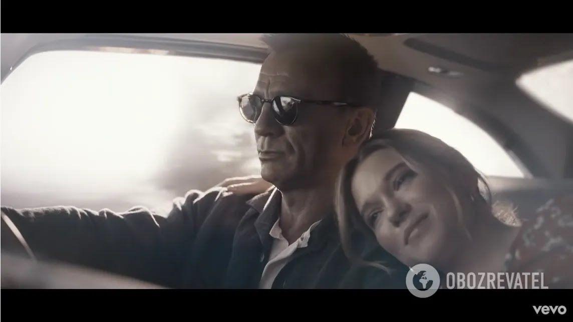 """Кадры из фильма """"Не время умирать"""". скриншот с видео"""